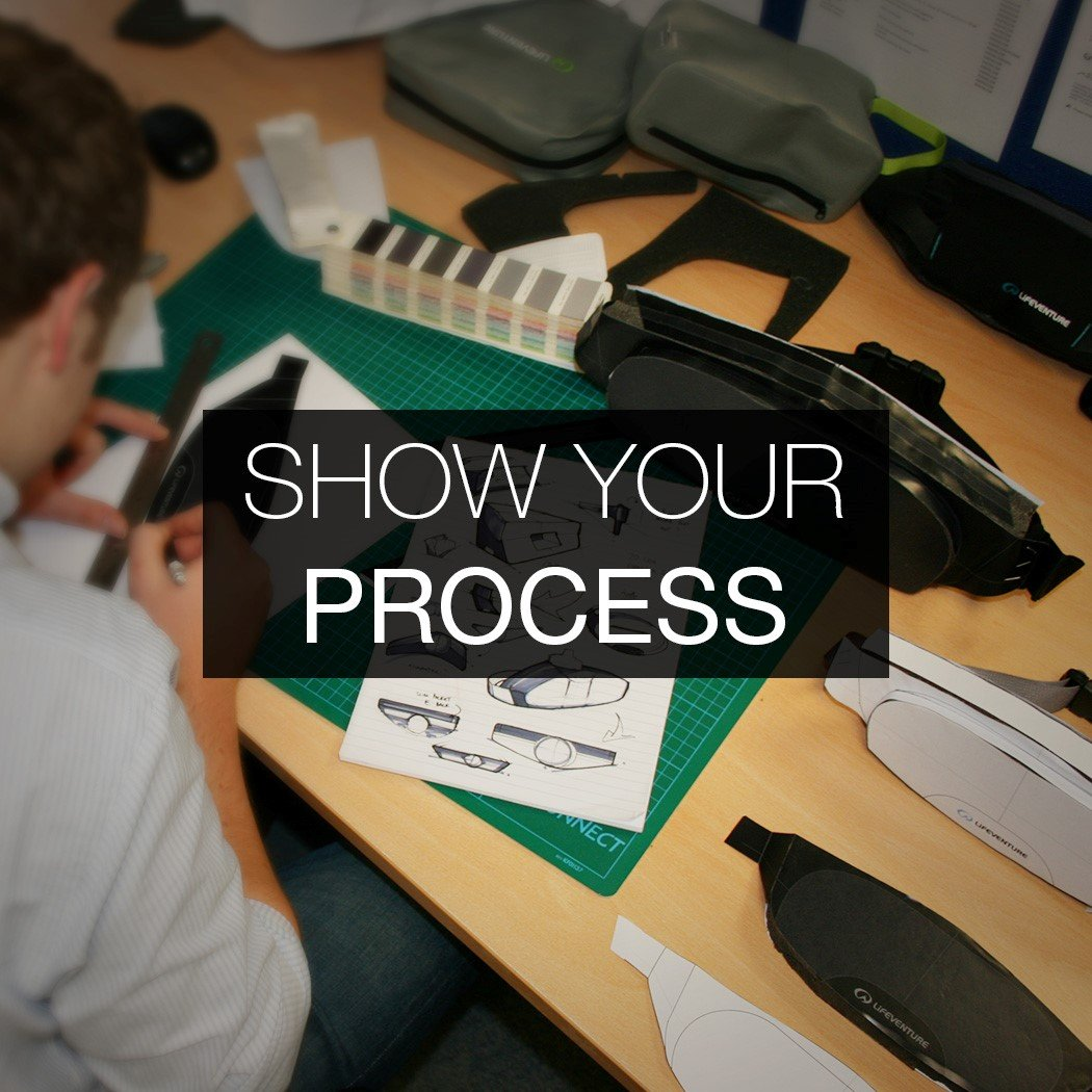 Show Your Process