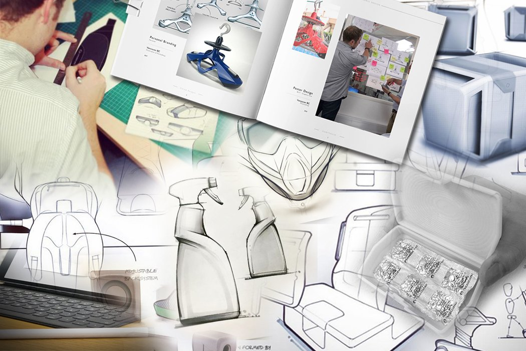 Ten Tips For Your Industrial Design Portfolio - Cover Image