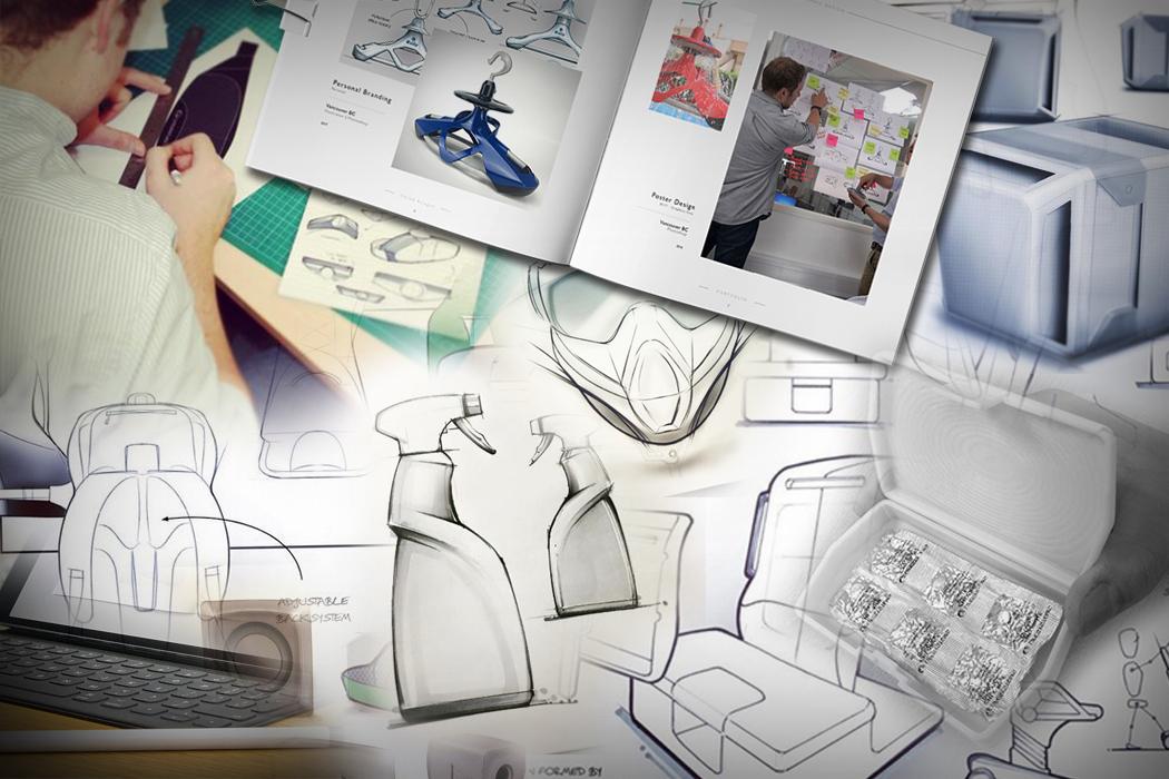 Ten Tips For Your Industrial Design Portfolio - Cover Image2