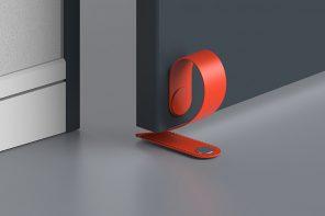 The Slap Bracelet of Door Stoppers