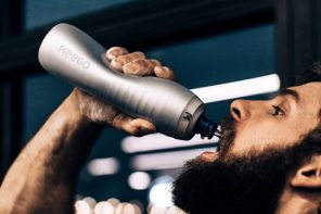 A Squeezing Bottle Made from the World's Strongest Metal