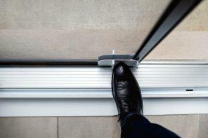 Making sliding doors more user-friendly!
