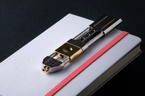The Pen from a Parallel Universe