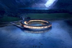 The Norwegian hotel that's saving planet earth