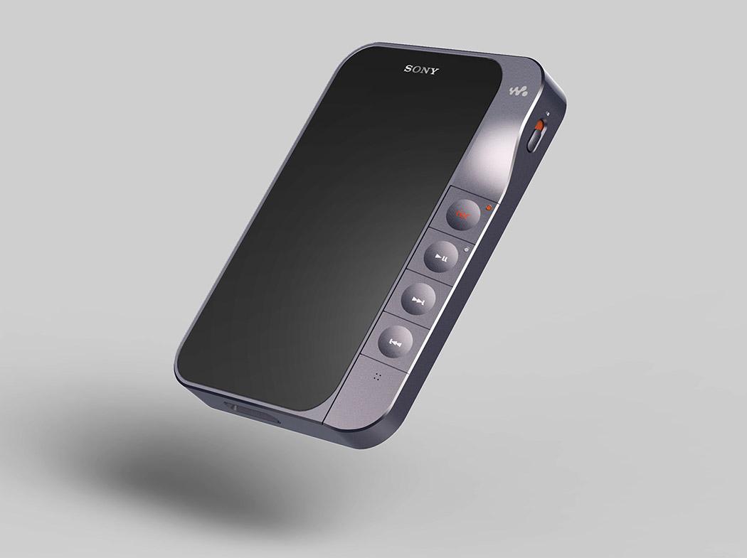 The Walkman Reimagined Yanko Design