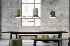 A Sound Absorbing Light?