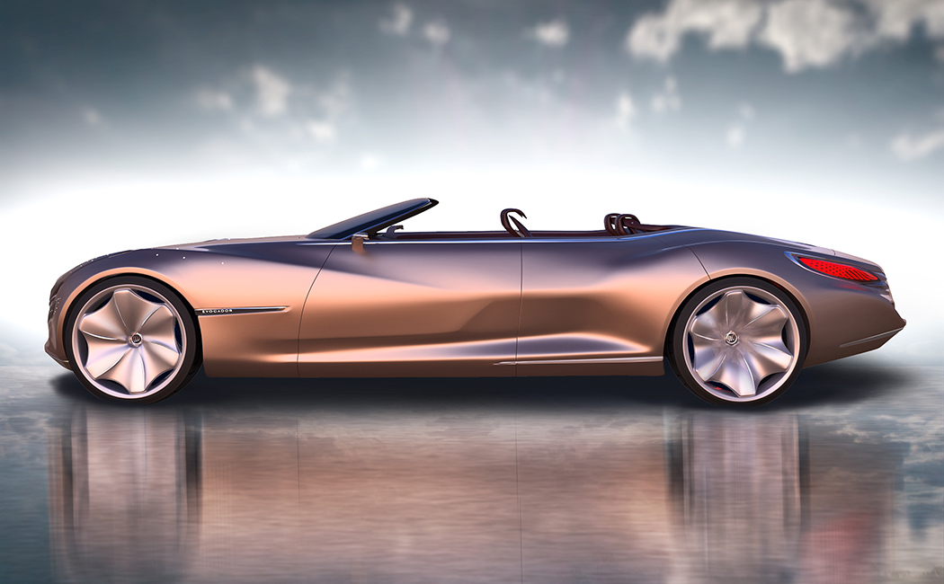 This is Not Your Grandma's Buick | Yanko Design