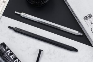 Kensa's Writing Instruments Want to Look Classic, but Feel Completely New
