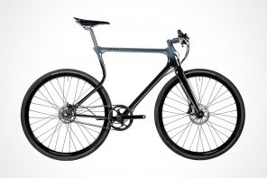 The Urwahn Bike is German Design and Precision at its Best