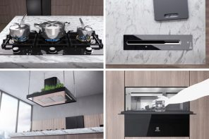 Wishlist: Assisted Cooking Concept Kitchens From Electrolux (Part 2)