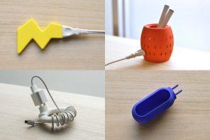 3D-Printed Power Protectors