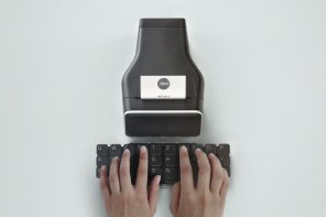 A Modern Twist on the Typewriter