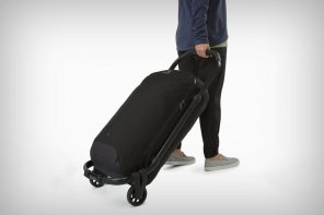The Arc'teryx V80 is the duffle bag evolved