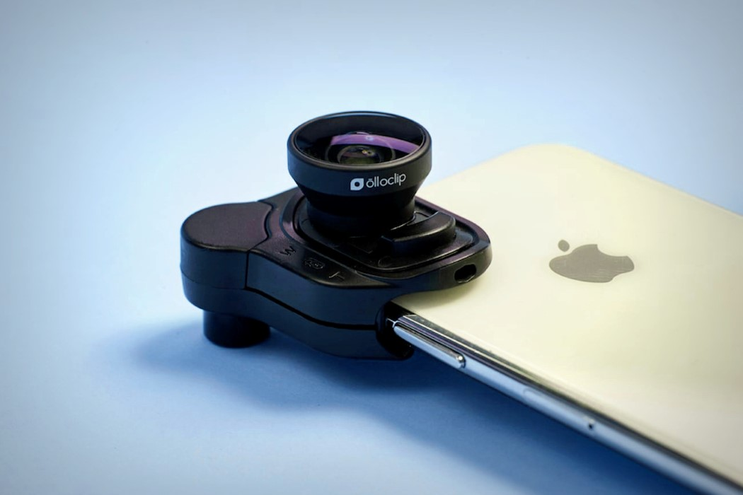 Olloclip wants to make the best iPhone camera 'better'