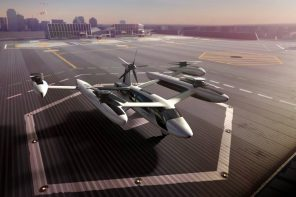 Uber's spectacular new Flying Car is here to usher in the future!