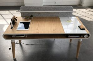 A Desk That I Wouldn't Mind Sitting At All Day!