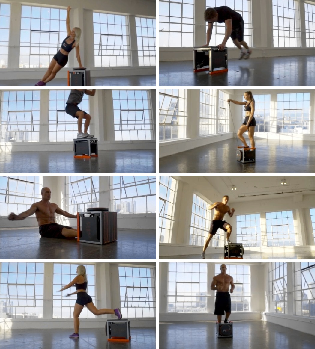 Thinking Out Of The Box Lets You Fit Your Entire Gym Inside A Box Yanko Design