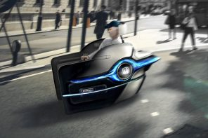 This is How Grandparents of the Future Will Get Around!
