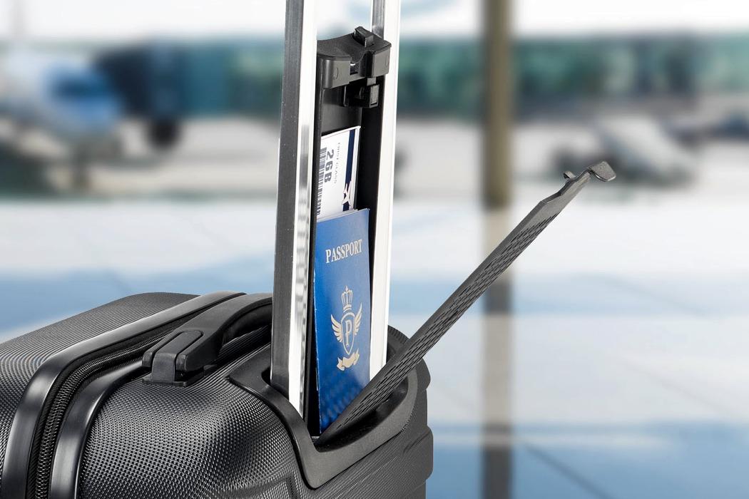 Luggage With a Secret Stash