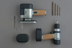 Power Tools With Undeniable Style