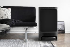A Dehumidifier with a Difference