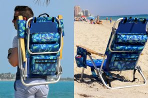 The Beach Chair Reimagined