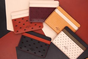 Woolly's Custom Wallet Lets your Personal Style Statement Literally be Personal!