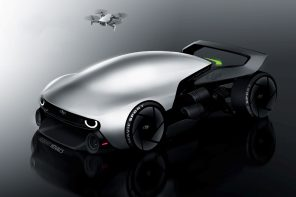 Can drone aesthetics apply to cars or vice-versa?
