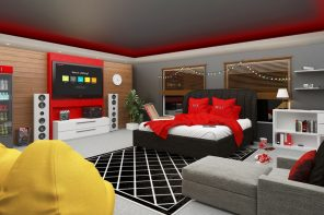 6 bedroom designs inspired by today's tech giants
