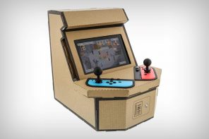 New-Age Gaming with an Old-World Charm!