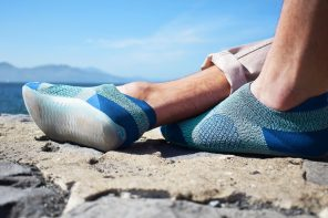 The Sock That Heals Your Feet