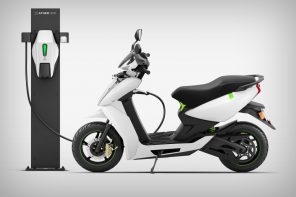 The Ather E-Scooter is India's Tesla on two wheels