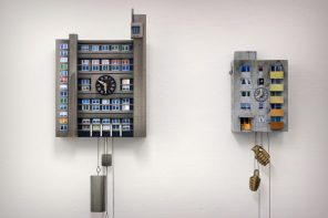 This designer gave the cuckoo clock an architectural upgrade