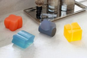 Soap Designs That Are Inspired by Architecture!