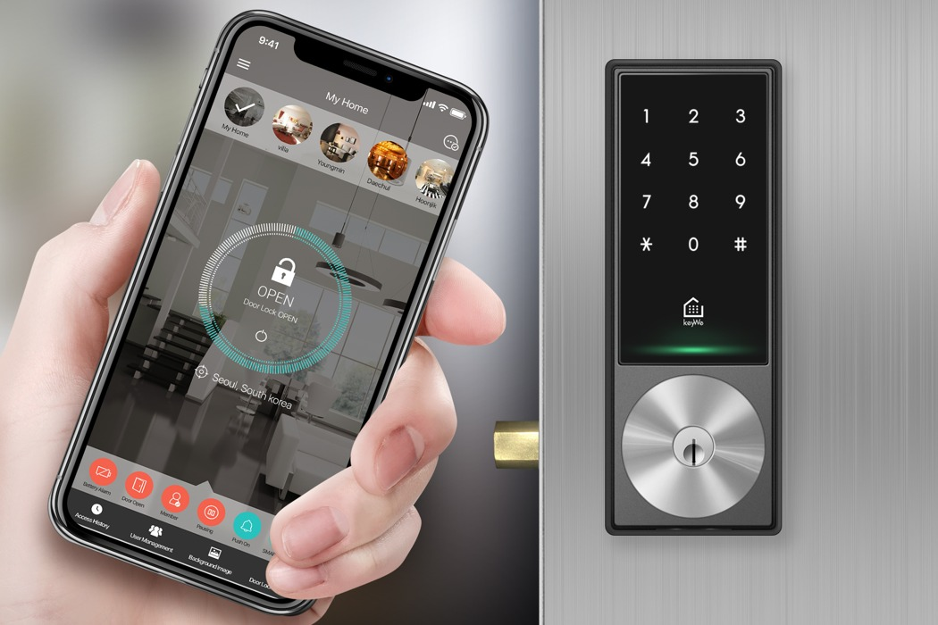 keywe_smart_lock_layout