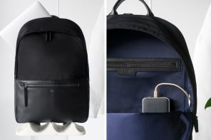 An Everyday Backpack with an Evergreen Style