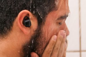 The Aria are Airpods you can use in the shower