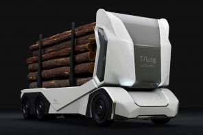 Autonomous driving is here to transform the lumber industry