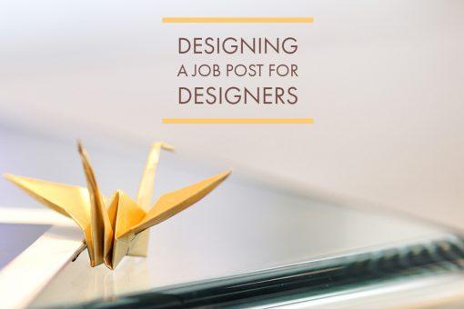 79_1 _ JB designing a job post