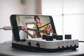 Your smartphone is now your music studio