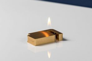 A Lighter that Rekindles our Passion for Owning Beautiful Products