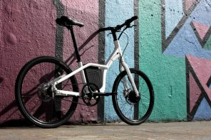 The E-bike That Knows When to Pedal for You