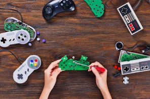 These circuit boards turn your classic game controllers wireless!