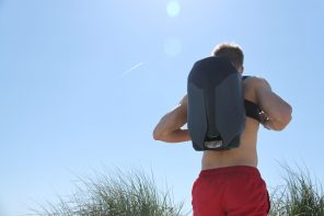 The Cuda jetpack lets you fly underwater