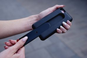 What if you could detach your phone camera and use it somewhere else?