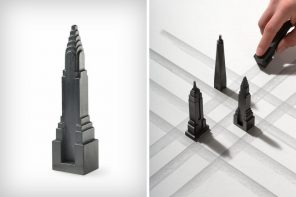 The perfect pencil set for Architecture lovers!