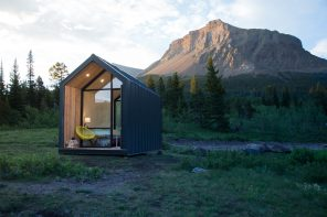 This prefab cabin is what dreams are made of