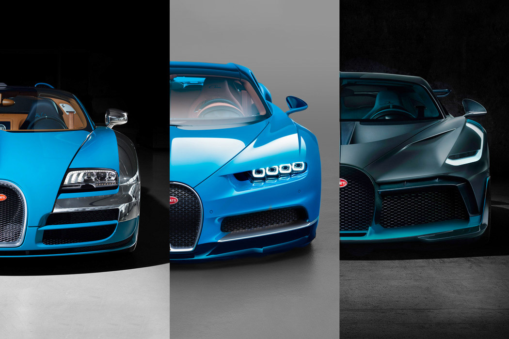 Bugattis S Car Designs Literally Look Like Pokemon Evolution