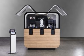 Robot baristas will never get your name or your order wrong
