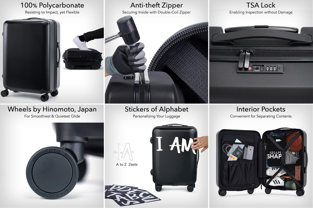 A Creative s Take on Redesigning Modern Luggage - Teofilo.net 7fdef192a054a